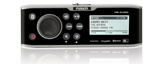 Fusion entertainment system