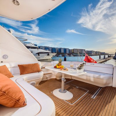 Gallery - Luxury Yacht Terrace