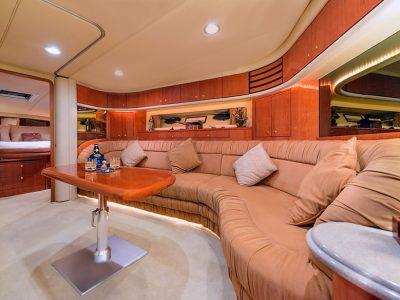Gallery - Luxury Yacht Saloon