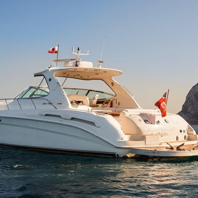 Gallery - Luxury Yacht on the water