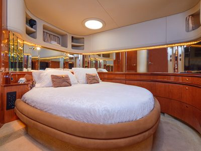 luxury rooms at the Luxury Yacht Hotel