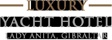 Luxury Yacht Hotel logo